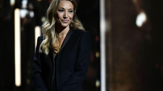 Laura Smet lors de la cérémonie des César 2018.