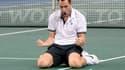 Michaël Llodra, tombeur de Djokovic à Bercy fait fihure de nouvel épouvantail pour les Serbes