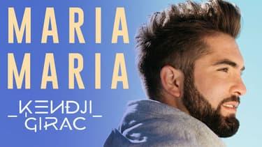 """Kendji Girac a dévoilé son single """"Maria Maria"""""""