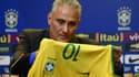Tite, le nouveau sélectionneur du Brésil