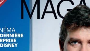 L'ancien ministre du redressement productif en une du Parisien magazine en 2013