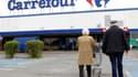 L'augmentation de 2% que propose Carrefour à ses salariés est loin de leur suffire.