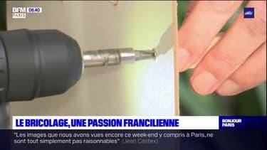 Le bricolage, la nouvelle passion des Franciliens avec la crise sanitaire