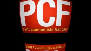 Le logo du Parti communiste Français. (Photo d'illustration)