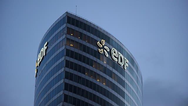 """La situation boursière d'EDF """"s'est détériorée"""", ce qui justifierait une sortie de l'indice, selon Société Générale."""
