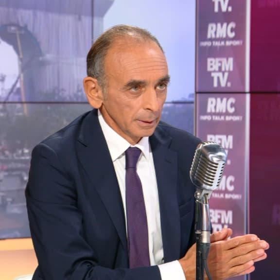 """EN DIRECT - Eric Zemmour candidat à la présidentielle? """"J'hésite encore"""", assure le polémiste"""