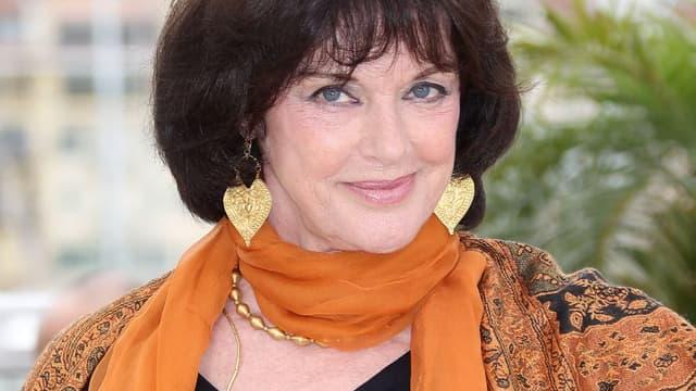 Anny Duperey en 2012