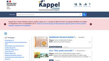 Le gouvernement lance RappelConso ce 1er avril