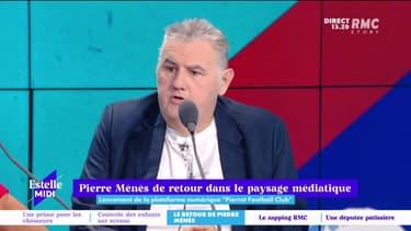 """""""Je ne savais pas que les séquences seraient coupées"""" réagit Pierre Ménès"""