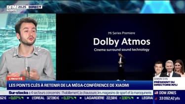 Nicolas Lellouche (01net.com) : Les points clés à retenir de la méga-conférence de Xiaomi - 30/03
