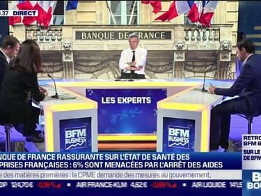 Les Experts : La Banque de France rassurante sur l'état de santé des entreprises françaises - 14/06