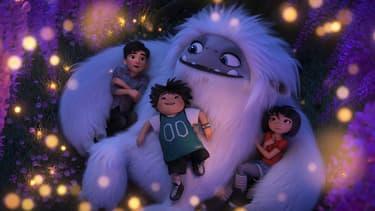Abominable, le nouveau DreamWorks.