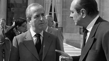 Devenu Premier ministre en 1986, Jacques Chirac a décidé d'un programme de privatisation organisées et gérées par Édouard Balladur, seul ministre d'État du gouvernement et titulaire des portefeuilles de l'Économie et des Finance.