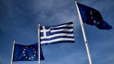 Les négociations entre la Grèce et ses partenaires de la zone euro n'ont pas abouti lundi.