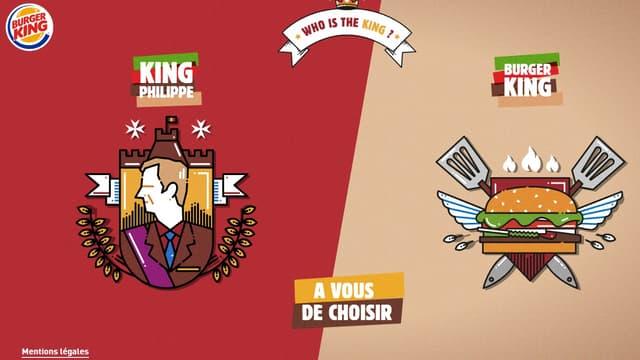 Burger King va ouvrir ses portes en juin en Belgique.