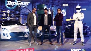 Top Gear, le 18 mars 2015 sur RMC Découverte