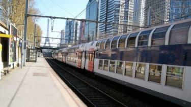 Plusieurs lignes de RER sont perturbées.