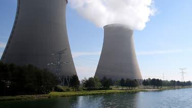 EDF va procéder à la remise en route de sept réacteurs nucléaires d'ici à la fin du mois de décembre. (image d'illustration)