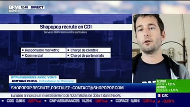 Shopopop recrute en CDI à Nantes