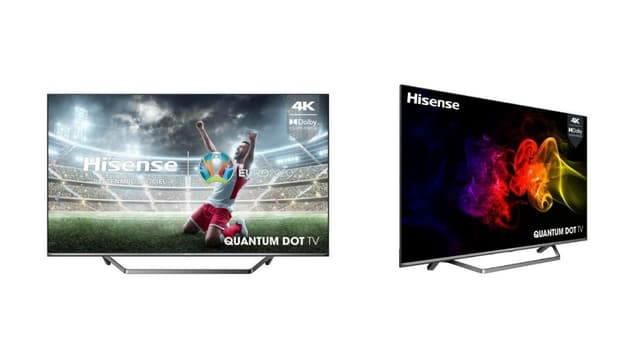 La Smart TV QLED Hisense profite d'une belle remise pour l'arrivée de l'Euro 2021