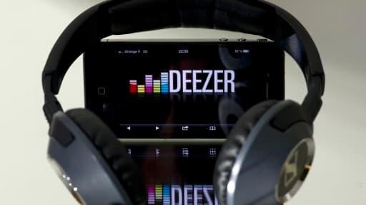Deezer rêve d'Amérique, mais ne pourra pas s'y installer de manière indépendante.