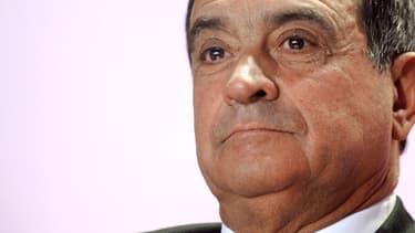 Jean-Louis Nadal le 29 avril 2009, au cinquantième anniversaire de l'Ecole nationale de la magistrature.