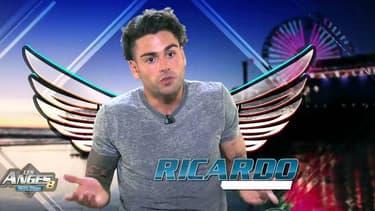 Ricardo Pinto dans Les Anges saison 8
