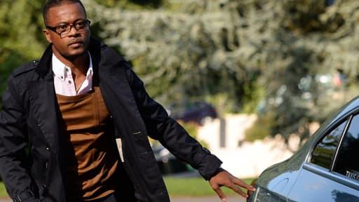 """Patrice Evra est invité à """"s'expliquer""""."""