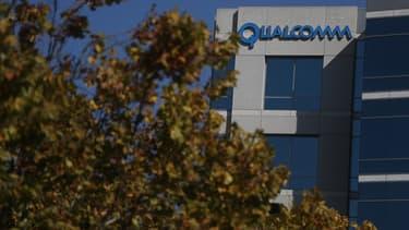Le siège de Qualcomm à San Jose, en Californie