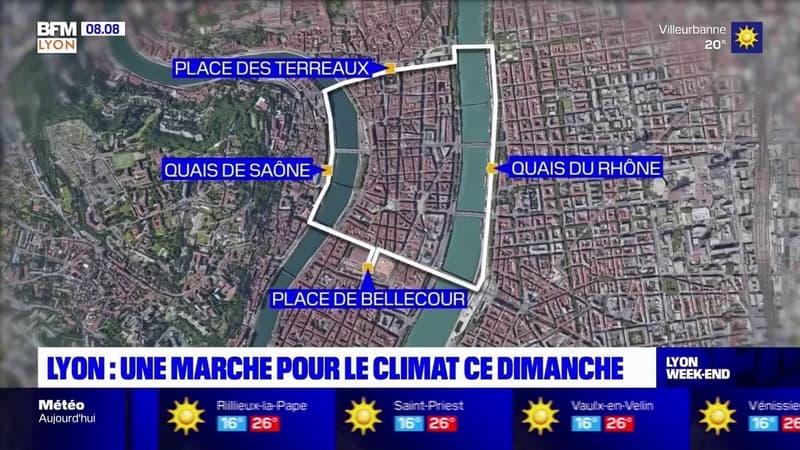 Lyon: nouvelle marche pour le climat organisée ce dimanche dès 14h