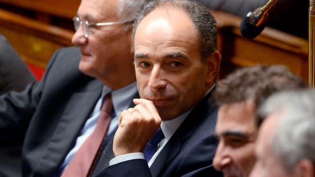 Jean-François Copé à l'Assemblée nationale, le 16 décembre 2014.