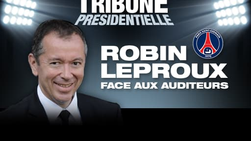 Robin Leproux