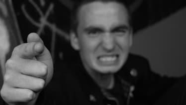 Les agressions verbales sont dans la moitié des cas le fait de  clients, et de visiteurs.