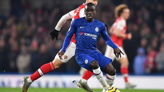 N'Golo Kanté (Chelsea)