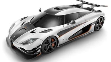 """La One:1 est plus qu'un supercar, c'est un """"mégacar"""" qui affiche 1.359 chevaux !"""