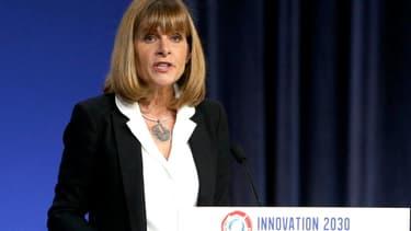 Anne Lauvergon, ancienne président du groupe nucléaire français Areva, est la président de la commission Innovation 2030.