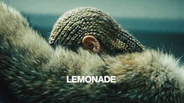 """La couverture de l'album """"Lemonade"""" de Beyoncé"""