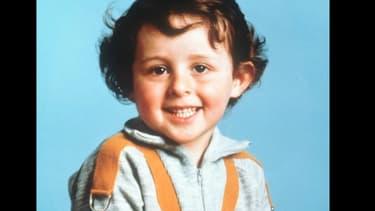 Le petit Grégory, mort en octobre 1984.