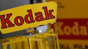 Kodak chercher à boucler la vente de deux divisions