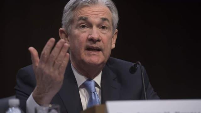 Jerome Powell, nouveau président de la Fed