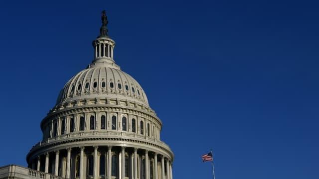 Le Capitole, siège du Congrès américain à Washington, le 10 mars 2021.