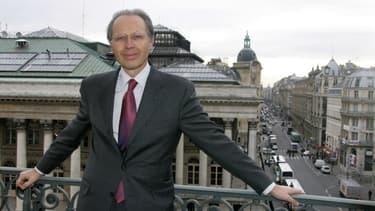Philippe de Ladoucette terminera son mandat le 7 février prochain à la présidence de la Commission de régulation de l'énergie.
