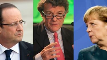 Jean-Louis Borloo a adressé ce lundi deux lettres, l'une au président français, l'autre à la chancelière allemande