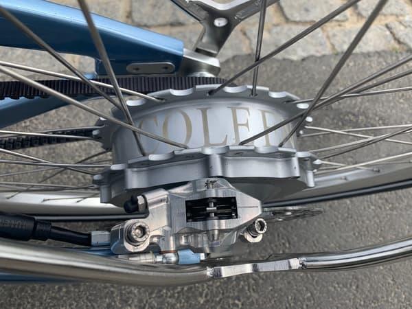 Le moteur Coleen est made in France.