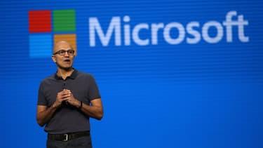 Microsoft n'a pas connu de tels niveaux depuis 1999