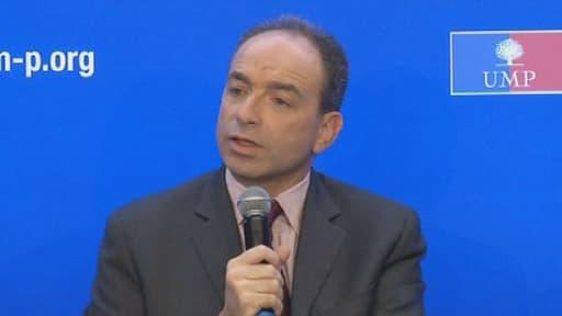 Le président de l'UMP a proposé un moratoire sur les 35 heures le 17 mars 2013.