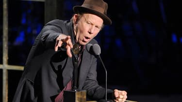 Tom Waits à New York en 2011