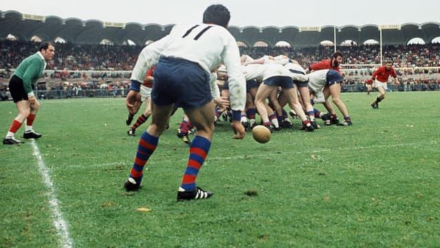 Finale Béziers-Toulon en 1971