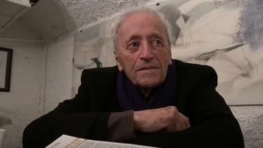 Bernard Noël en 2019