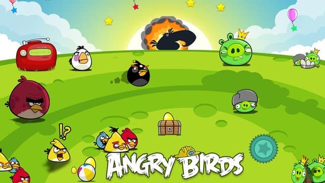 Les gros oiseaux rouges et noirs ont permis à Rovio d'atteindre un chiffre d'affaires de 100 millions de dollars en 2011.